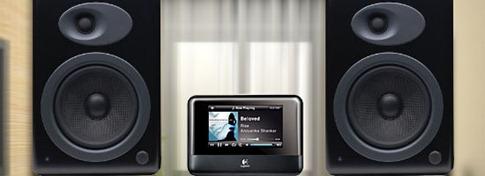 Chaine HiFi sans fil avec Squeezebox Touch