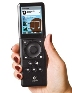 squeezebox remote