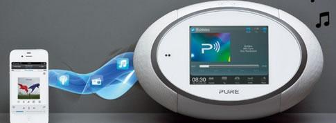 Radio Internet Pure Sensia 200 D Connect