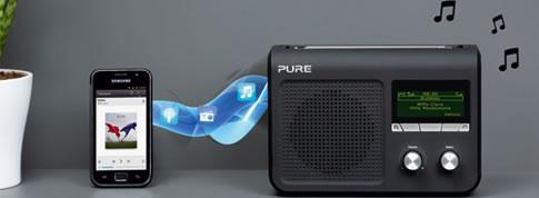 Radio Internet One Flow Pure