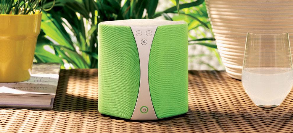 Pure Jongo S3 l'enceinte sans fil Bluetooth avec batterie