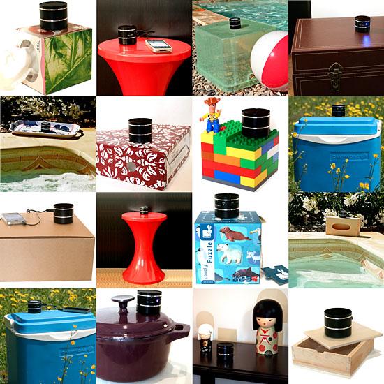 mosaique-mini-enceinte-utilisation-usage-surface-boite
