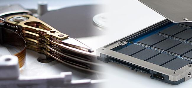 Remplacer le disque dur d'un ordinateur par un modèle SSD pour une plus grande rapidité