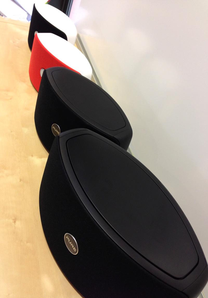 Haut parleur avec ampli intégré - wifi et bluetooth