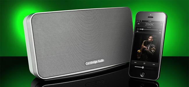 enceinte sans fil bluetooth portable minx go de Cambridge Audio