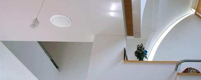 cr er une installation audio multiroom dans une maison. Black Bedroom Furniture Sets. Home Design Ideas