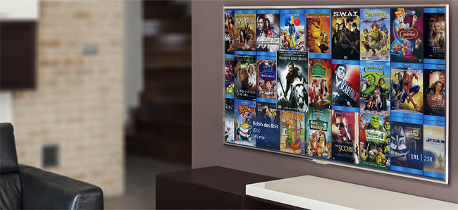 Serveur de films et  rip de disque dvd / Blu ray