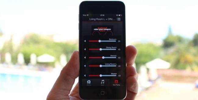Application mobile Denon Heos