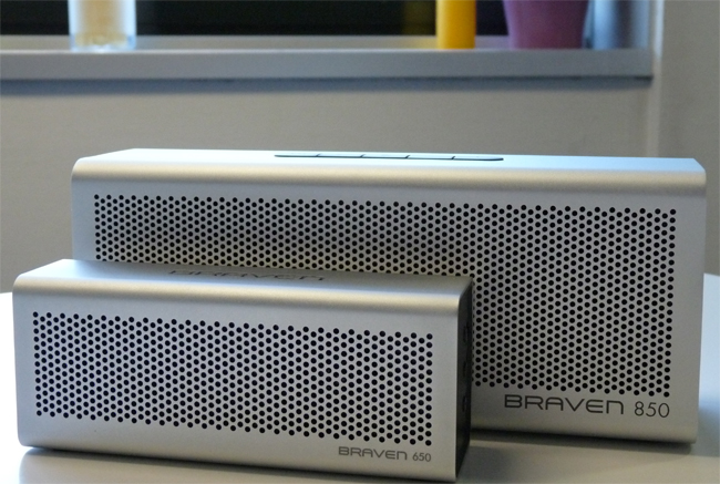 Enceinte Bluetooth nomade Braven 850 - Test