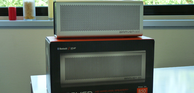 Enceinte Bluetooth Braven 850