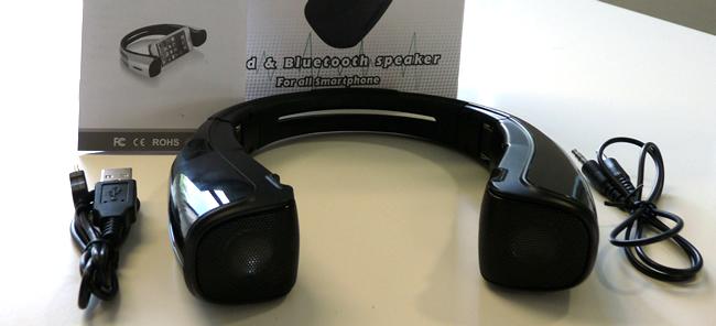 Enceinte pour smartphone sans fil Bluetooth
