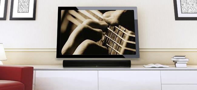 Créer une installation home cinéma sans fil avec la Playbar Sonos