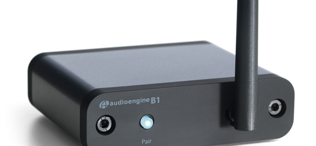 Récepteur Bluetooth DAC Audioengine B1