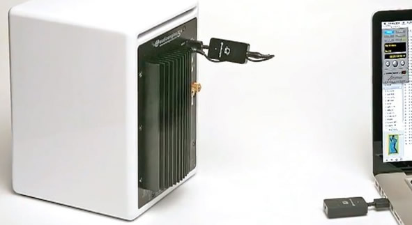 Emetteur transmetteur audio sans fil WiFi Audioengine