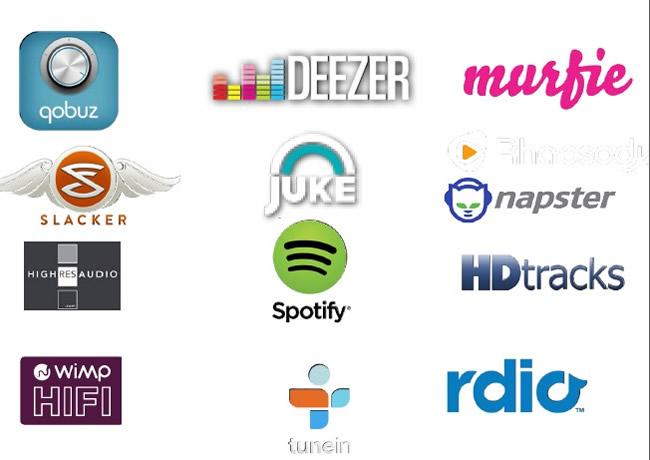 Ecouter Deezer, spotify ou encore Qobuz sur sa chaîne HiFi