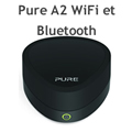 Lecteur réseau Bluetooth et WiFi Jongo A2