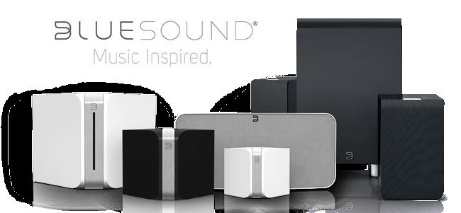 Multiroom audio Haute-Fidélité Bluesound