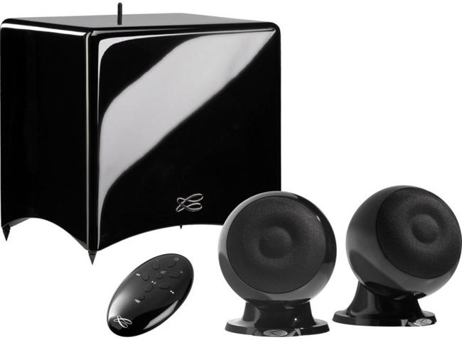 Enceinte sans fil wifi et bluetooth haute fid lit et 360 - Adaptateur bluetooth home cinema ...
