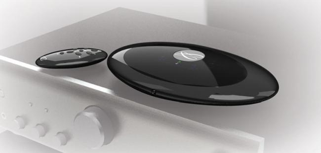 Lecteur réseau WiFi et récepteur Bluetooth pour chaîne HiFi Cabasse Stream Source