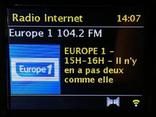 Ecoutez vos radios habituelles en qualité numérique par Internet
