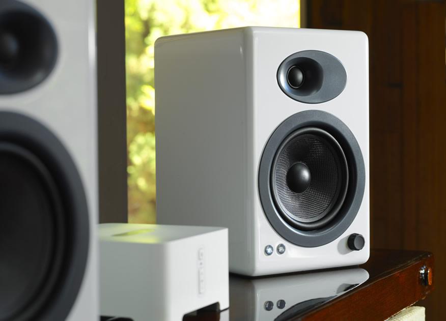Chaîne HiFi sans fil A5+ avec Sonos Connect