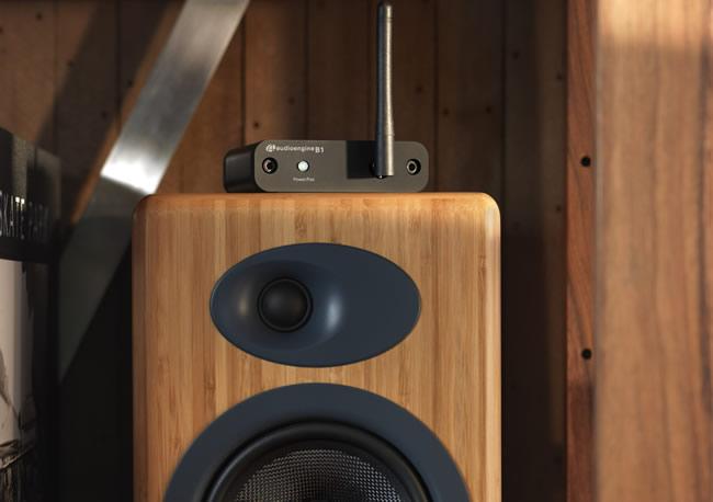 Chaîne HiFi sans fil Bluetooth grâce à une adaptateur sans fil Bluetooth
