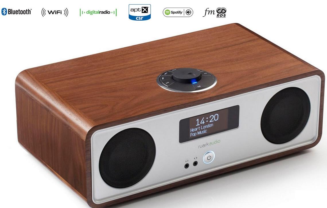 Système HiFi compacte 2.0 Ruark Audio R2 MK3