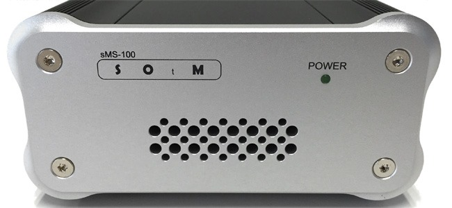 Avis sur le lecteur réseau HiFi SOtM sMS-100