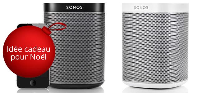 Enceinte sans fil WiFi Sonos Play 1
