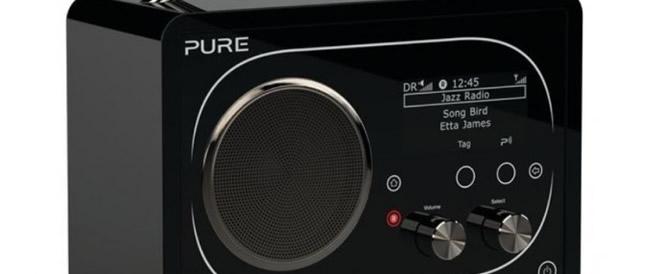Poste de radio Web Pure Evoke F4