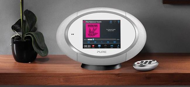Psote radio web Pure Sensia 200D Connect