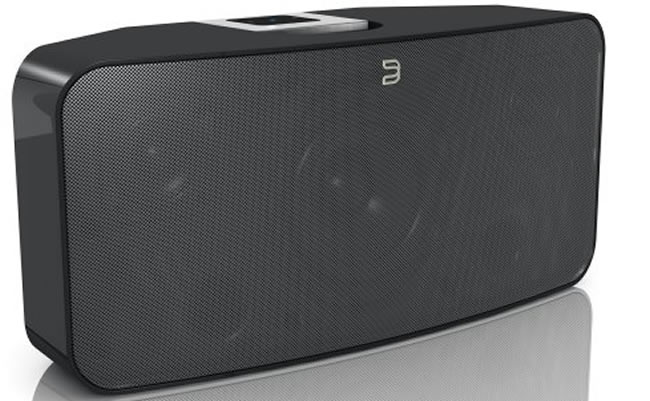 Bluesound Pulse : enceinte design et sans fil WiFi