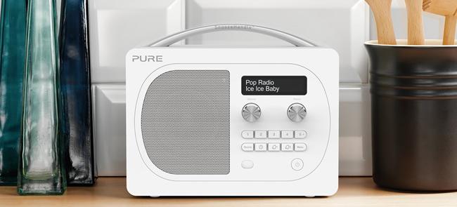 Rayon poste radio numérique