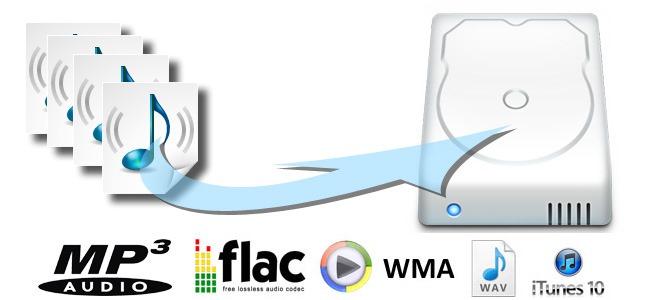 Stocker vos fichiers audio sur un disque dur réseau NAS, plus besoin de votre ordinateur