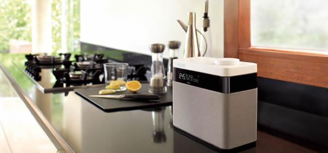 Test Pure Pop Maxi Bluetooth : poste radio stéréo numérique, FM et Bluetooth