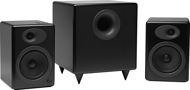 test du caisson de basses audioengine s8. Black Bedroom Furniture Sets. Home Design Ideas
