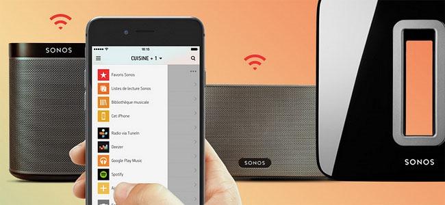 Les lecteurs audio réseau Sonos peuvent-ils lire les fichiers musicaux HD ?