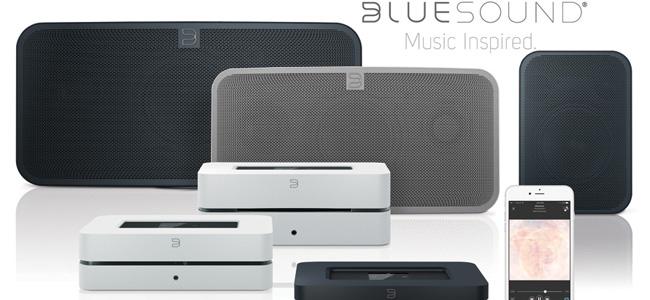 Acheter lecteur réseau audio et enceinte sans fil audio Bluesound
