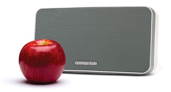 Enceinte sans fil Bluetooth batterie Cambridge go v2