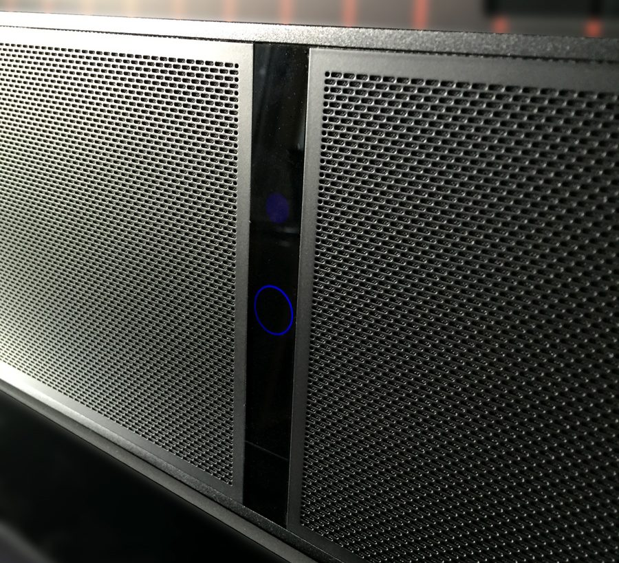 Bluesound PULSE SOUNDBAR - test de la barre de son : wifi, bluetooth, DAC HD 24 / 192 et ampli de puissance de 120 Watts
