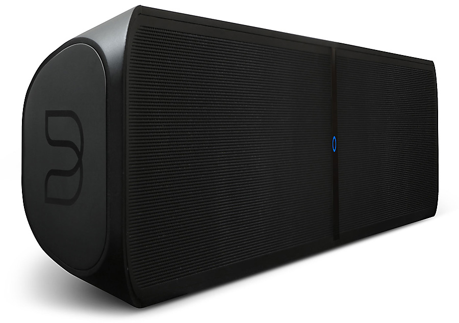 Le design de l'enceinte et barre de son Bluesound PULSE SOUNDBAR