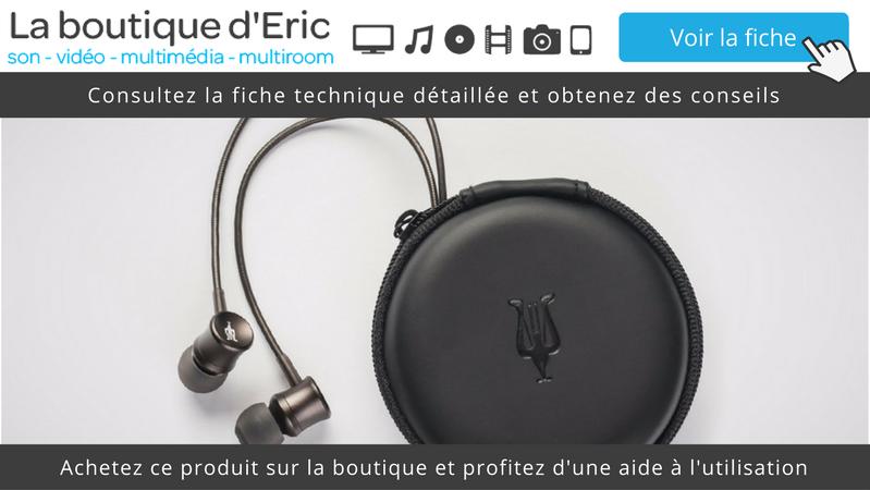Voir les écouteurs intra-auriculaires Meze Neo 11 sur la boutique