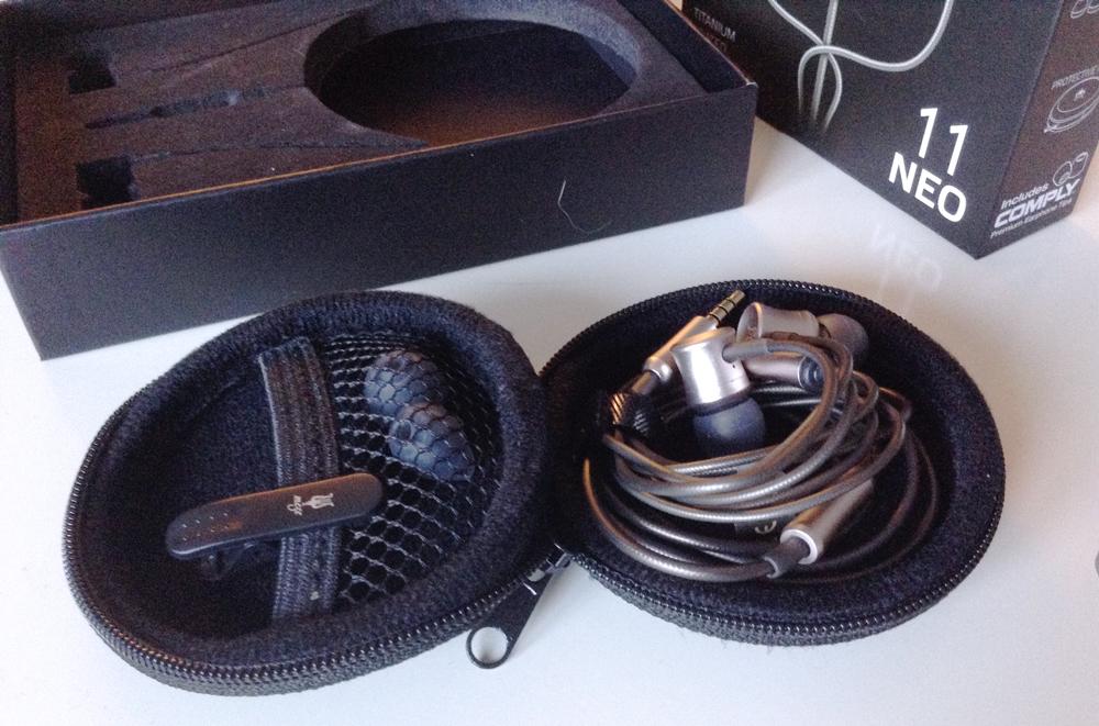 Les écouteurs Meze Neo 11, une très bonne découverte à emporter partout avec soi