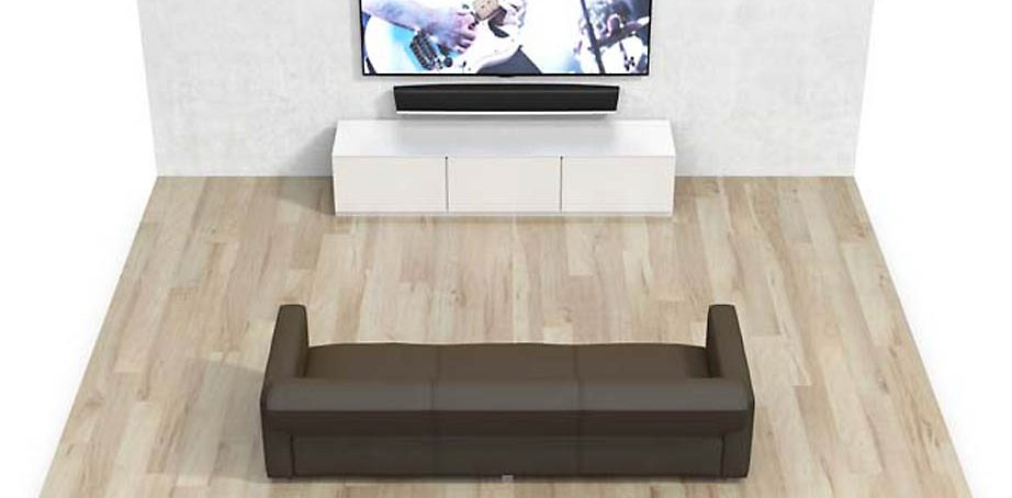 comment installer des enceintes surrounds sans fil en home cin ma. Black Bedroom Furniture Sets. Home Design Ideas