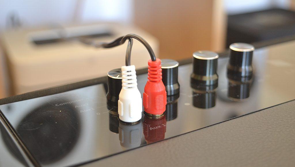 Test du meuble sonore LD120 avec le lecteur réseau Vault 2 de Bluesound