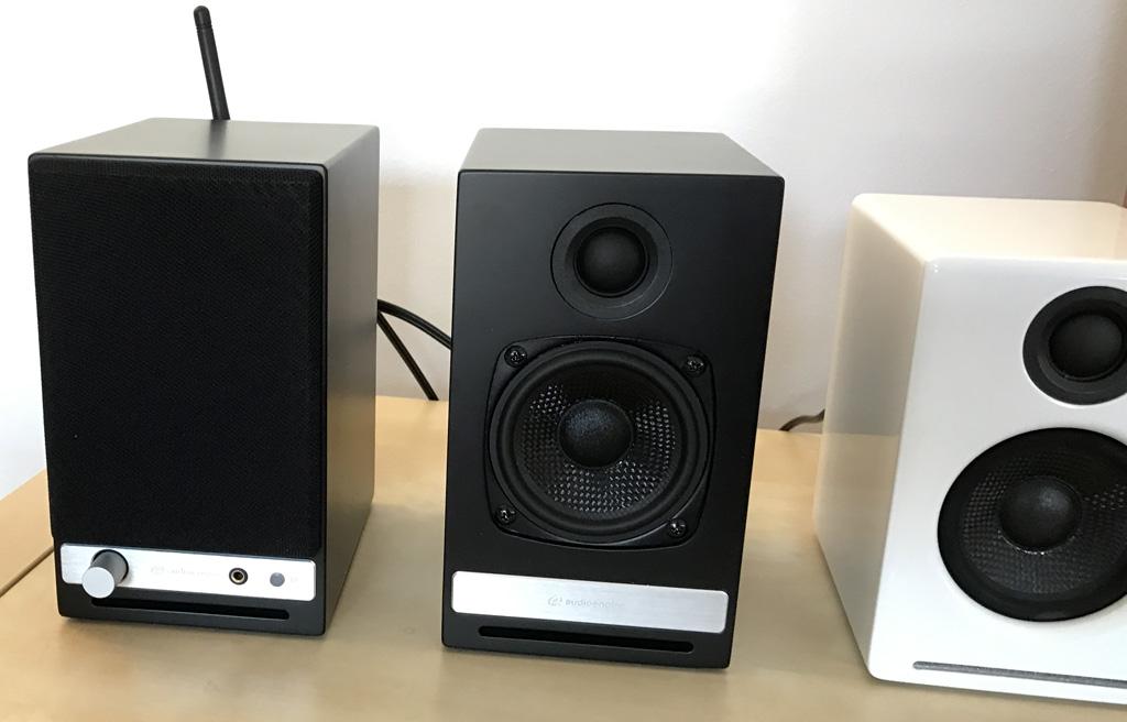 Comparer les enceintes compactes Audioengine A2+ et Audioengine HD3