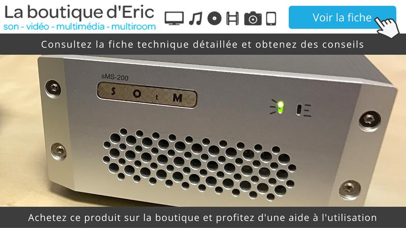 Acheter et tester le SOtM sMS-200 à Lyon et sur la boutique en ligne