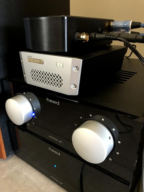 Test lecteur réseau HiFi SOtM sMS 200 avec le DAC USB 2Qute de Chord et l'ampli Heed