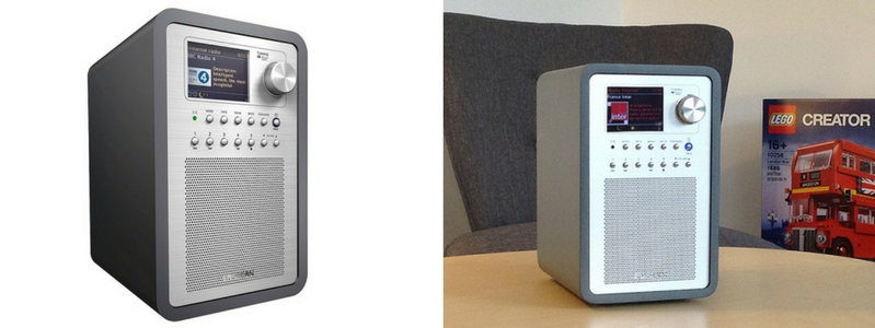 La fiche détaillée et les caractéristiques détaillées du produit testé du poste de radio Sangean Revery R5