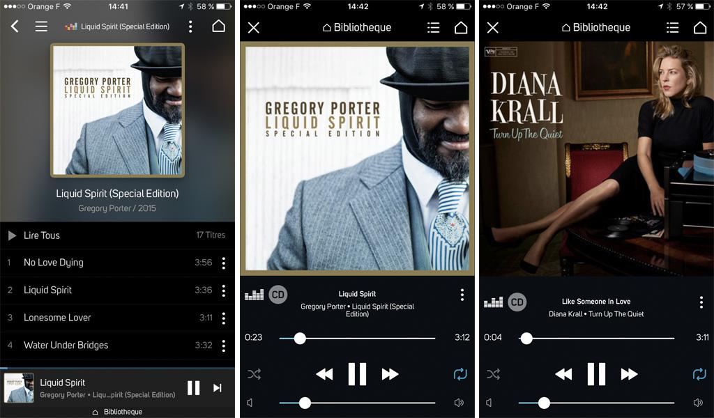 Deezer en qualité CD et au format FLAC sur les enceintes Bluesound
